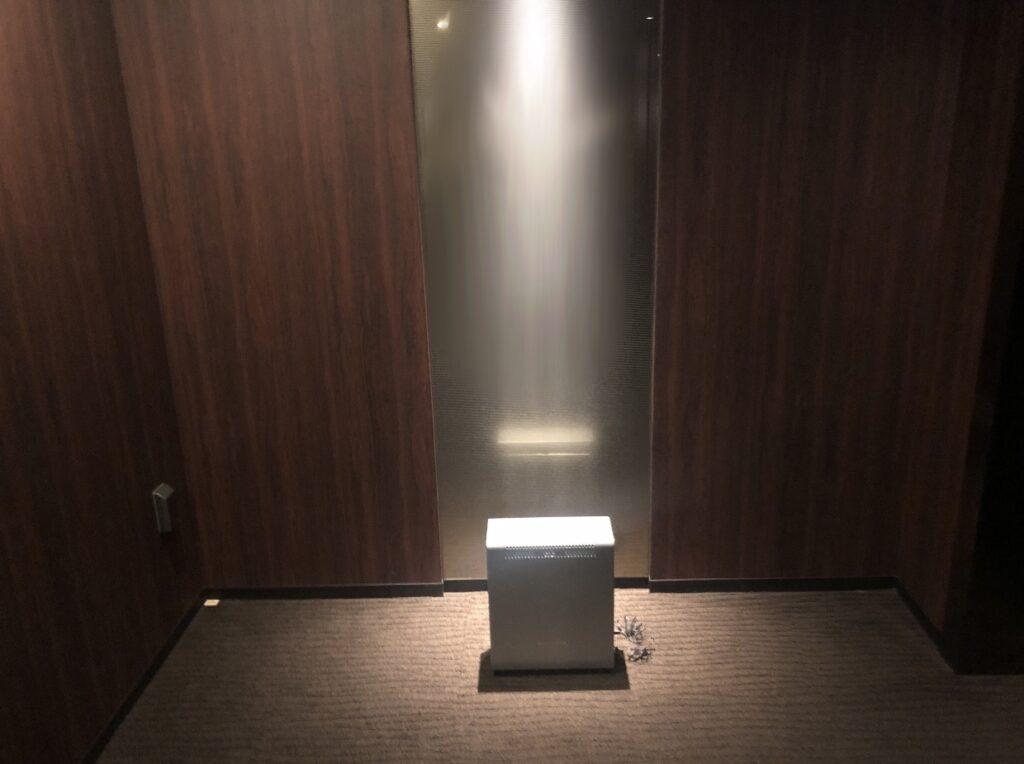 空気清浄機の上位互換機、世界最強の「ステライザSterilizAir」株式会社ライブ。ステライザをホテルのワンフロアに導入しました